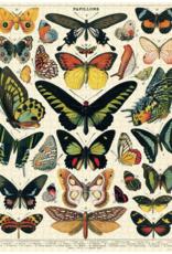 Cavallini 1000 Piece Jigsaw Puzzle Butterflies