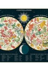Cavallini 1000 Piece Jigsaw Puzzle Constellations