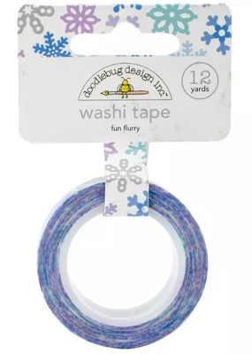 Washi Fun Flurry