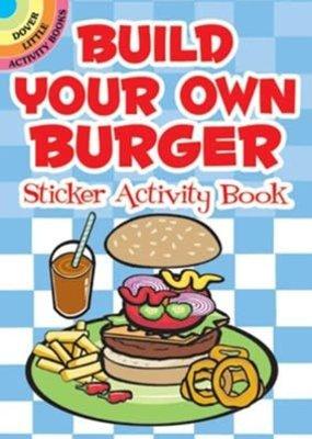 Dover Dover Sticker Activity Books