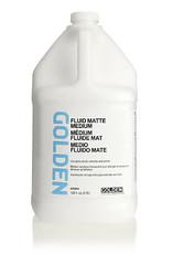 Golden Golden Acrylic Fluid Matte Medium 16 Ounce