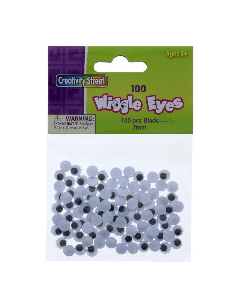 Creativity Street Googly Eyes 7mm 100 Pack
