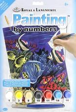 Royal & Langnickel Paint by Numbers Kit Underwater Life