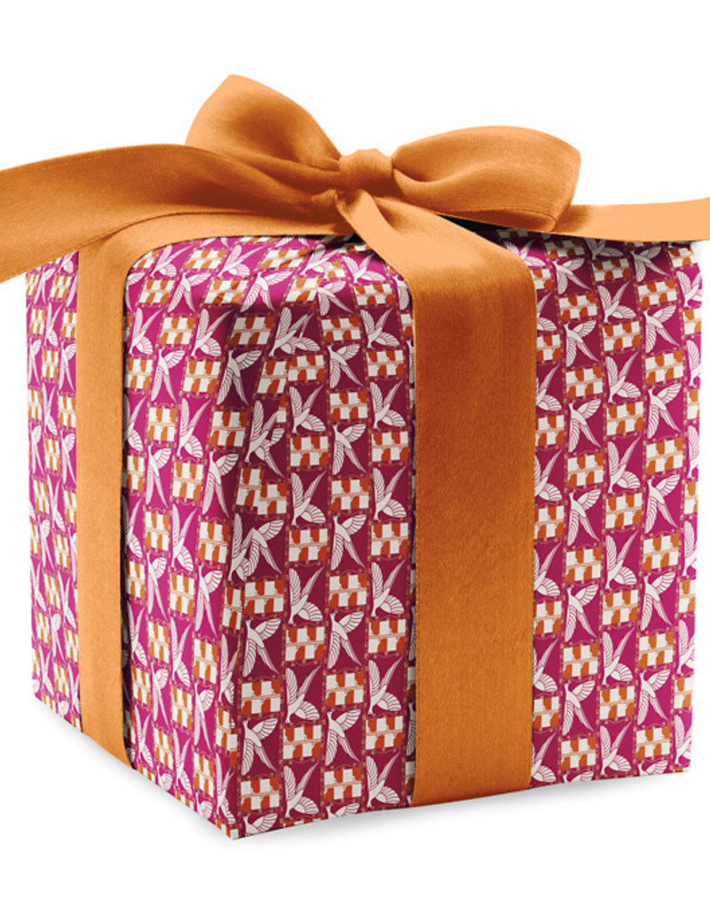 Pomegranate Gift Wrap Koloman Moser