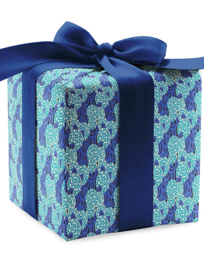 Pomegranate Gift Wrap Henry Stephany Pompons