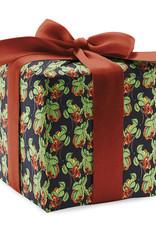 Pomegranate Gift Wrap Fanciful Fruit