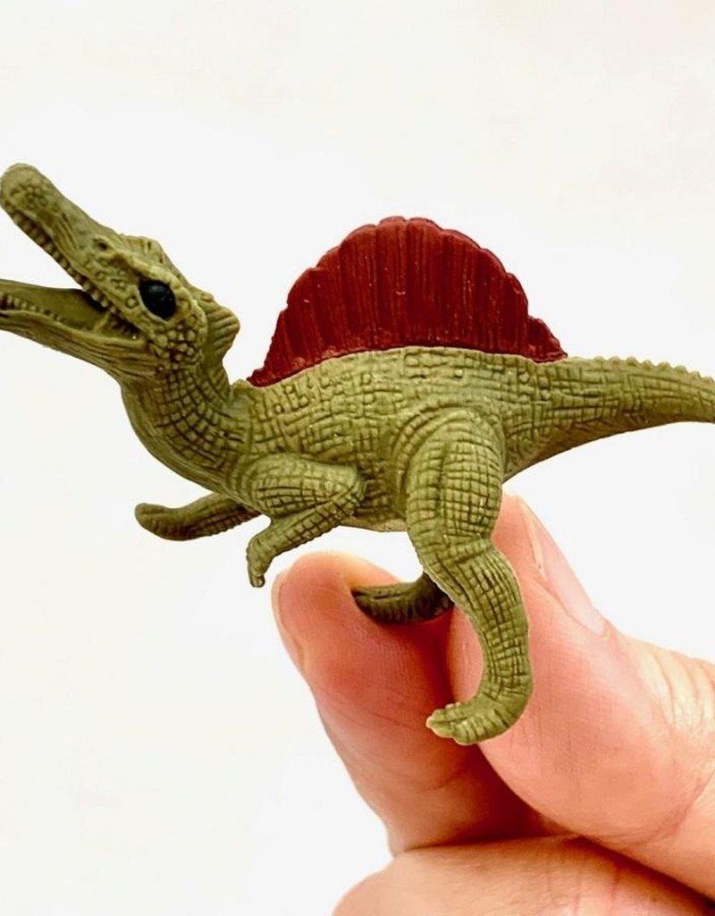 Dinosaur Eraser Set