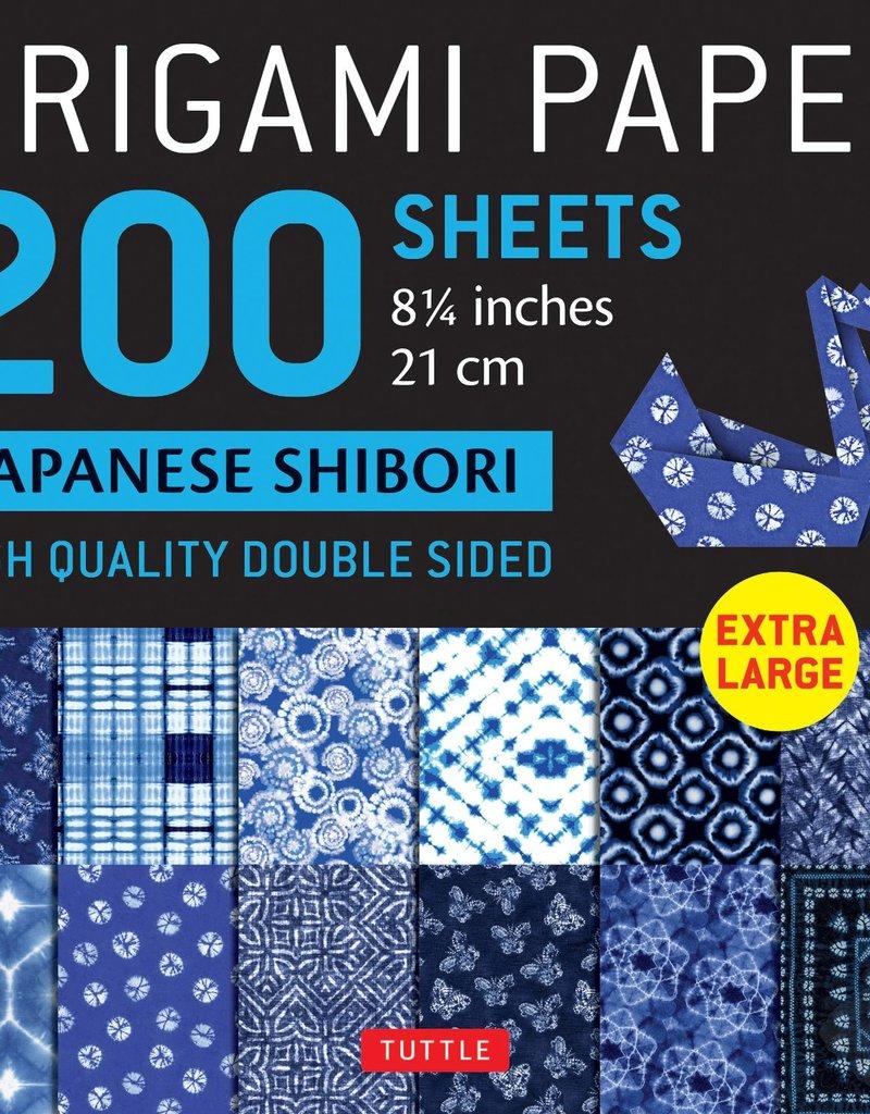 Tuttle Publishing Origami Paper Japanese Shibori 200 Sheets