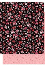 Photo Play Paper Company 12 x 12 Decorative Paper Loves Me Loves Me Not