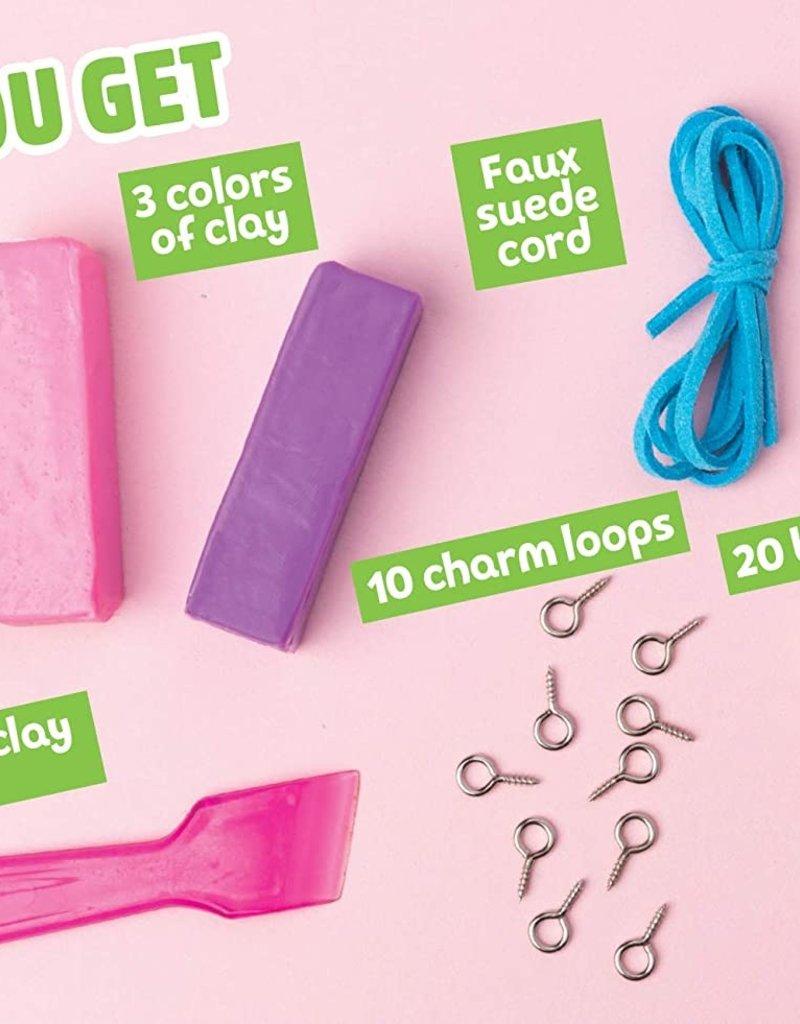 Klutz Clay Charm Bracelets Super Sweet Mini Kit