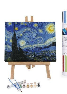 Winnie's Picks Paint by Number Starry Night