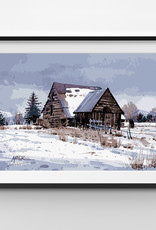 Winnie's Picks Paint by Number Cache Valley Barn