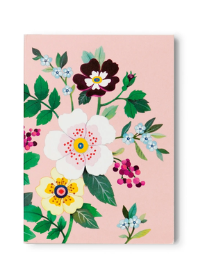 joo joo paper Pocket Notepad Pink Floral