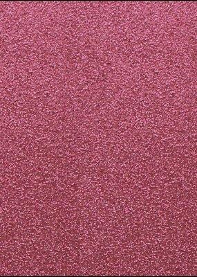 PA Essentials 12 x 12 Glitter Cardstock Pink