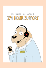 FINEASSLINES Card 24 Hour Support