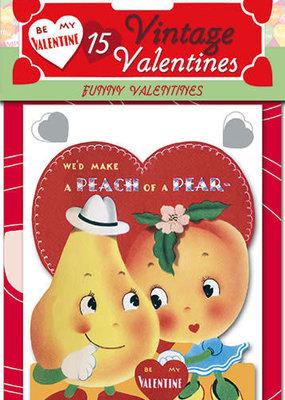 Laughing Elephant Vintage Valentines Funny Valentines