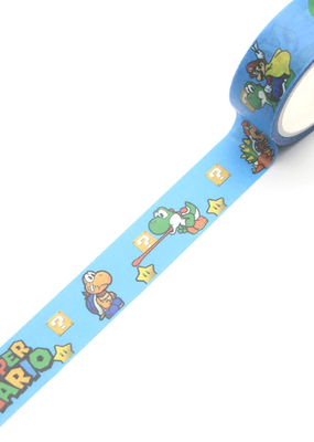 Flying Bee Official Store Washi Super Mario
