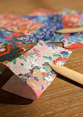 Aitoh Large Bamboo Paper Tool