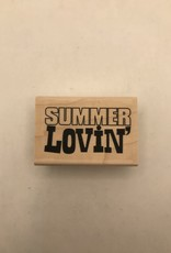 collage Stamp Summer Lovin