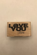 collage Stamp Love You More
