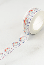 Ilootpaperie Washi Rainbow Envelopes