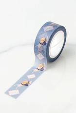Ilootpaperie Washi Snail Mail
