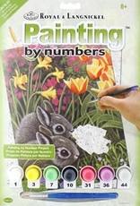 Royal & Langnickel Paint by Numbers Kit Bunnies