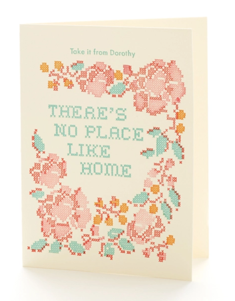 Ilee papergoods Card Take It From Dorothy