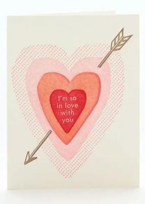 Ilee papergoods Card Heart