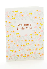 Ilee papergoods Card Welcome Little One