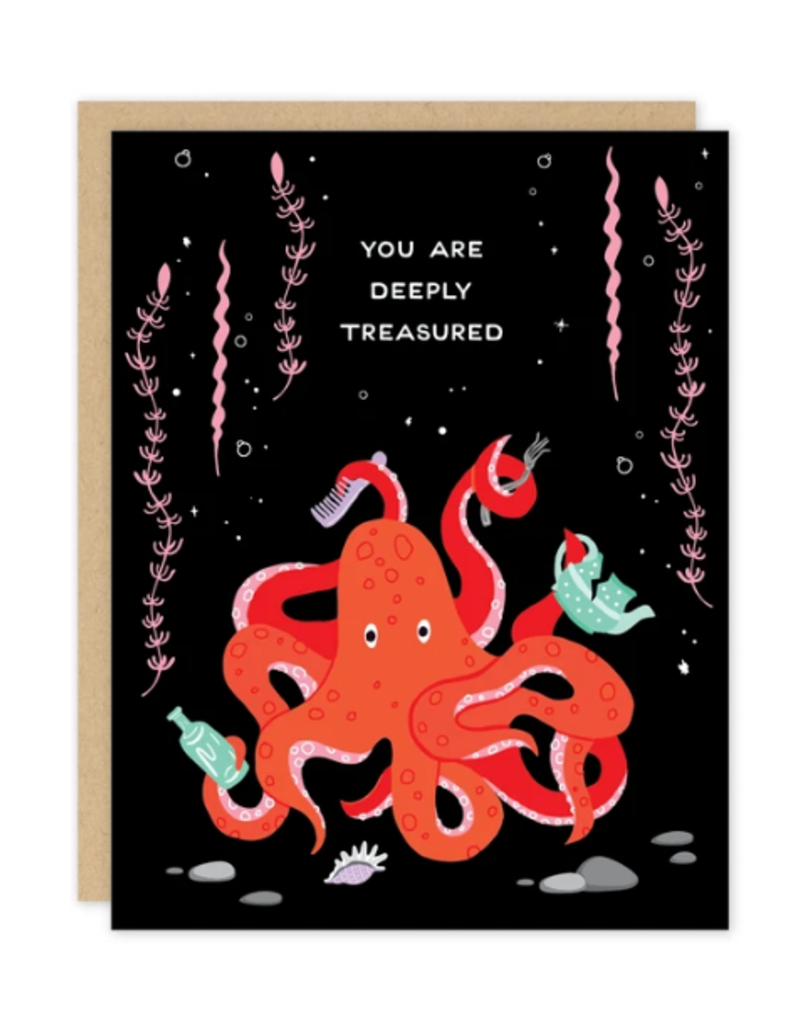 Party of One Card Deeply Treasured