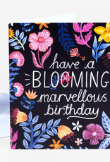 Papio Press Card Have a Blooming Marvelous Birthday