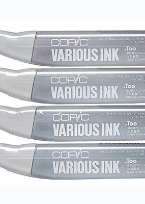 Copic Copic Various Ink Refills Toner Grays