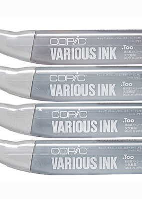 Copic Copic Various Ink Refills Warm Grays