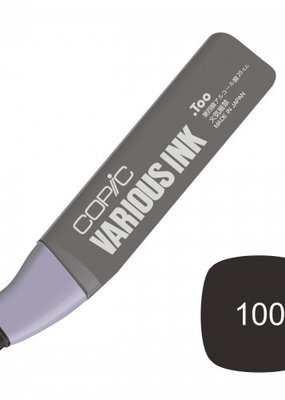 Copic Copic Various Ink Refill 100 Black