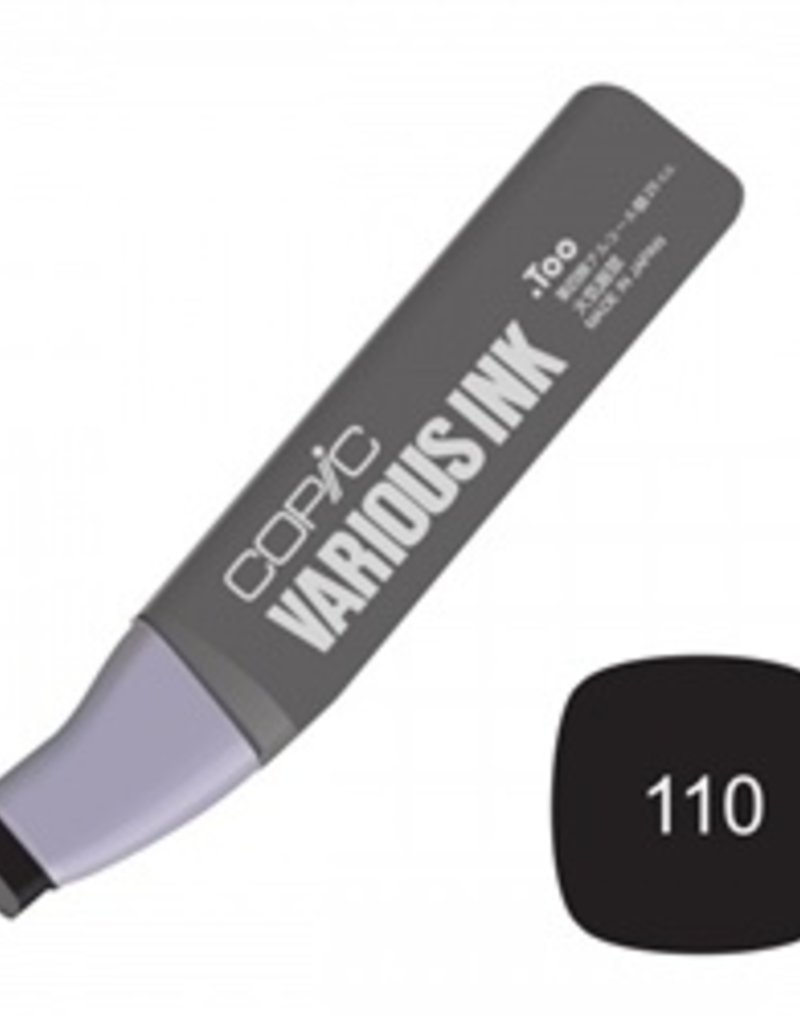 Copic Copic Various Ink Refill 110 Special Black