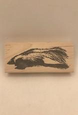 collage Stamp Skunk