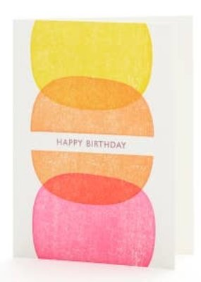 Ilee papergoods Card Candies Birthday