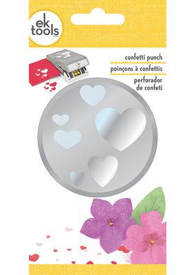 ek tools Paper Punch Confetti Hearts
