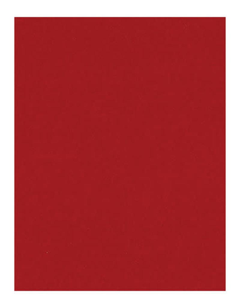 Bazzill Cardstock 8.5 x 11 Cherry Splash 25 Pack
