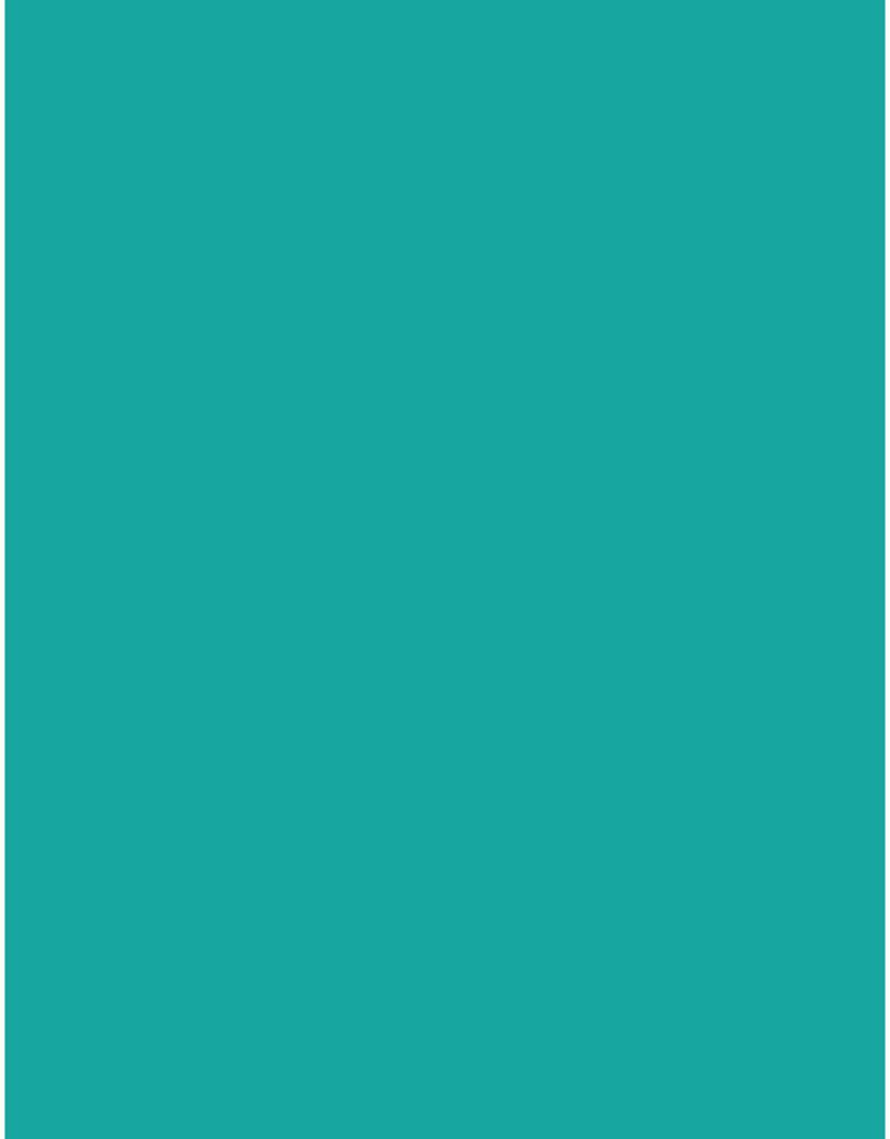 Bazzill Cardstock 8.5 x 11 Ocean Oasis 25 Pack