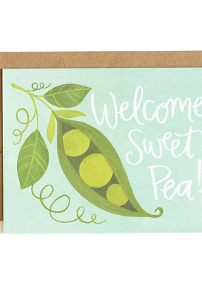 1 Canoe 2 Card Sweet Pea
