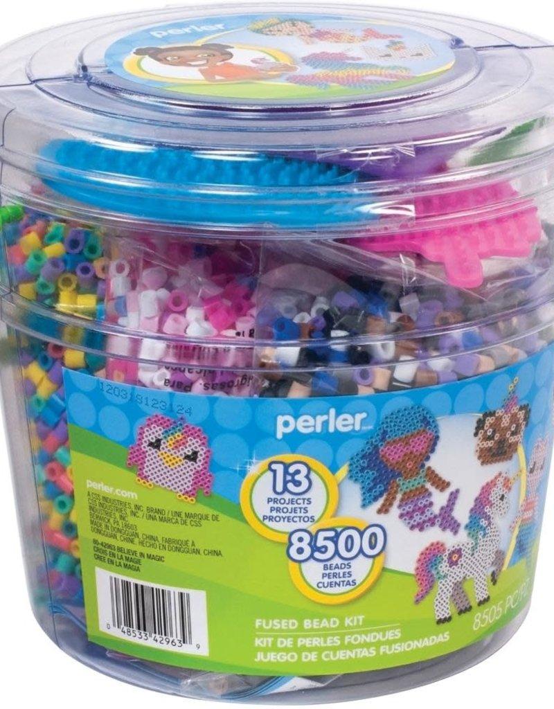 Perler Perler Bead Bucket Believe In Magic