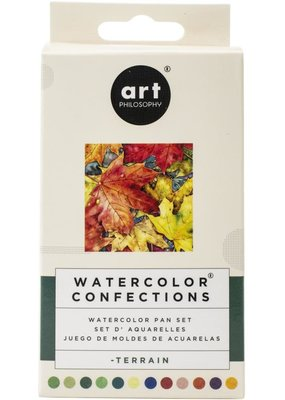 Prima Marketing Watercolor Confections Terrain