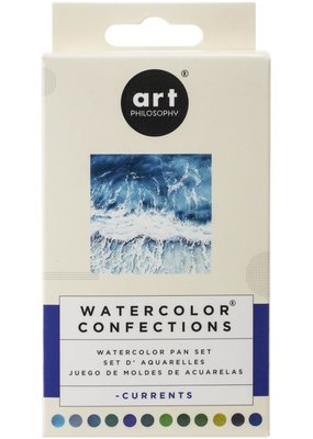 Prima Marketing Watercolor Confections Currents