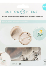 We R Memory Keepers Medium Button Pieces