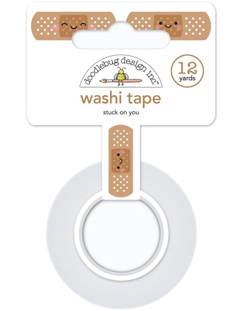 Doodlebug Design Inc. Washi Stuck on You