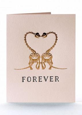 Elum Card Fossil Love