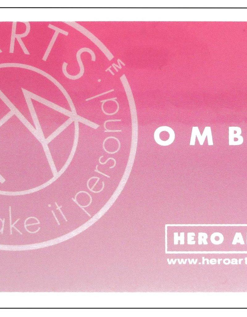 Hero Arts Hero Arts Ombre Ink Pad Pink/Red