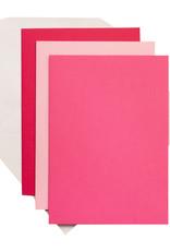 Bazzill A7 Card & Envelope 6 Packs